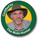 Certified By The Mole Hunter